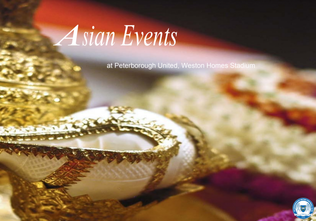 Asian Events Brochure